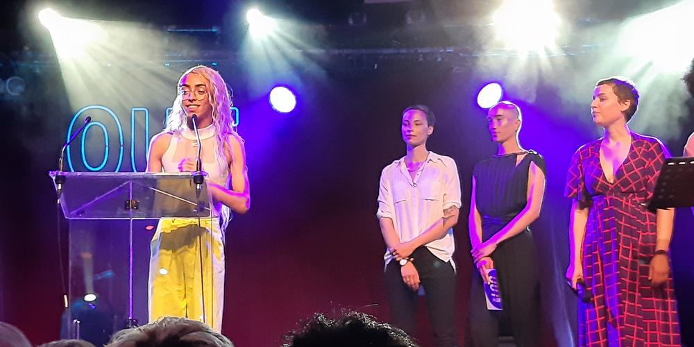 Out d'or 2019: Bilal Hassani élu personnalité LGBTI de l'année