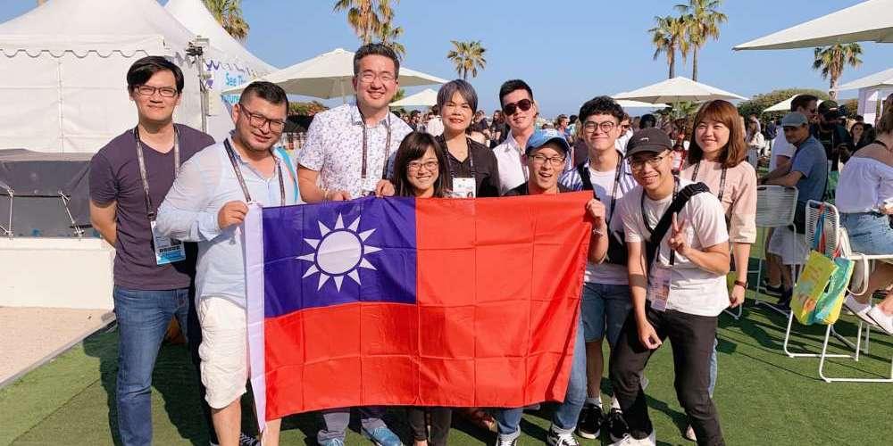 台灣同婚經驗與影視服務站上國際舞台 「坎城國際創意節」今年唯一台灣講者激勵聽眾