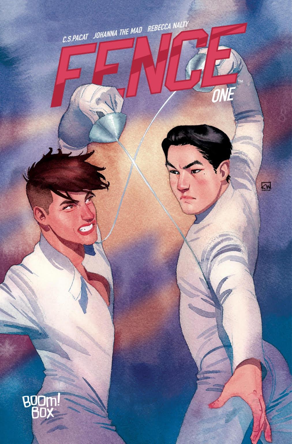 gay comic-con 2019 fence