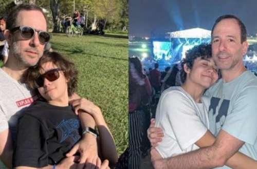 Jovem de 18 anos assume relação com homem de 47
