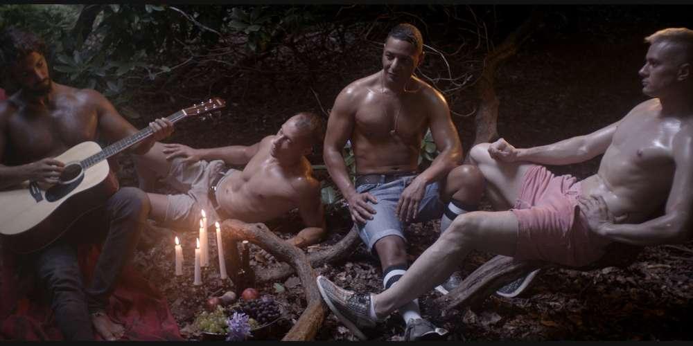 德國導演Tor Iben 大膽表現男同志濃烈情慾 親自來台 揭露「窺視」與「佔有」 的影像秘密