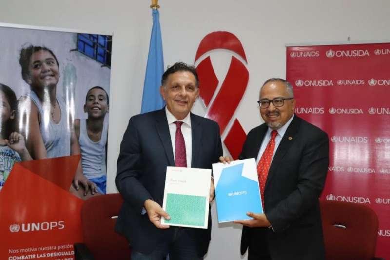 UNAIDS e UNOPS
