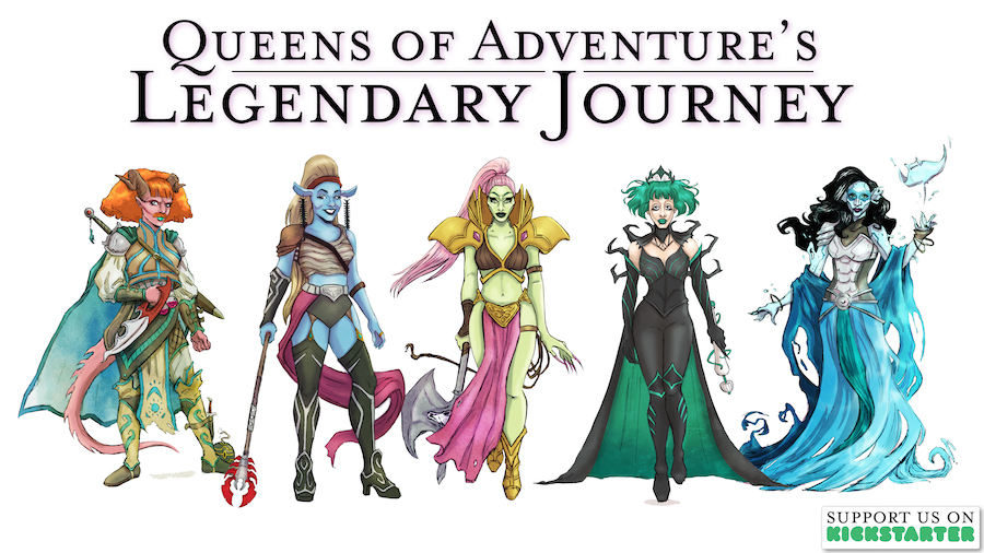 queens of adventure podcast 2
