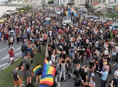Floripa Recebe Parada LGBT