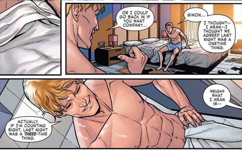 gay marvel queer superheroes pyro