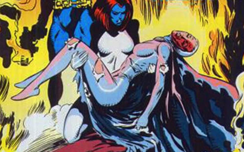 gay marvel queer superheroes mystique
