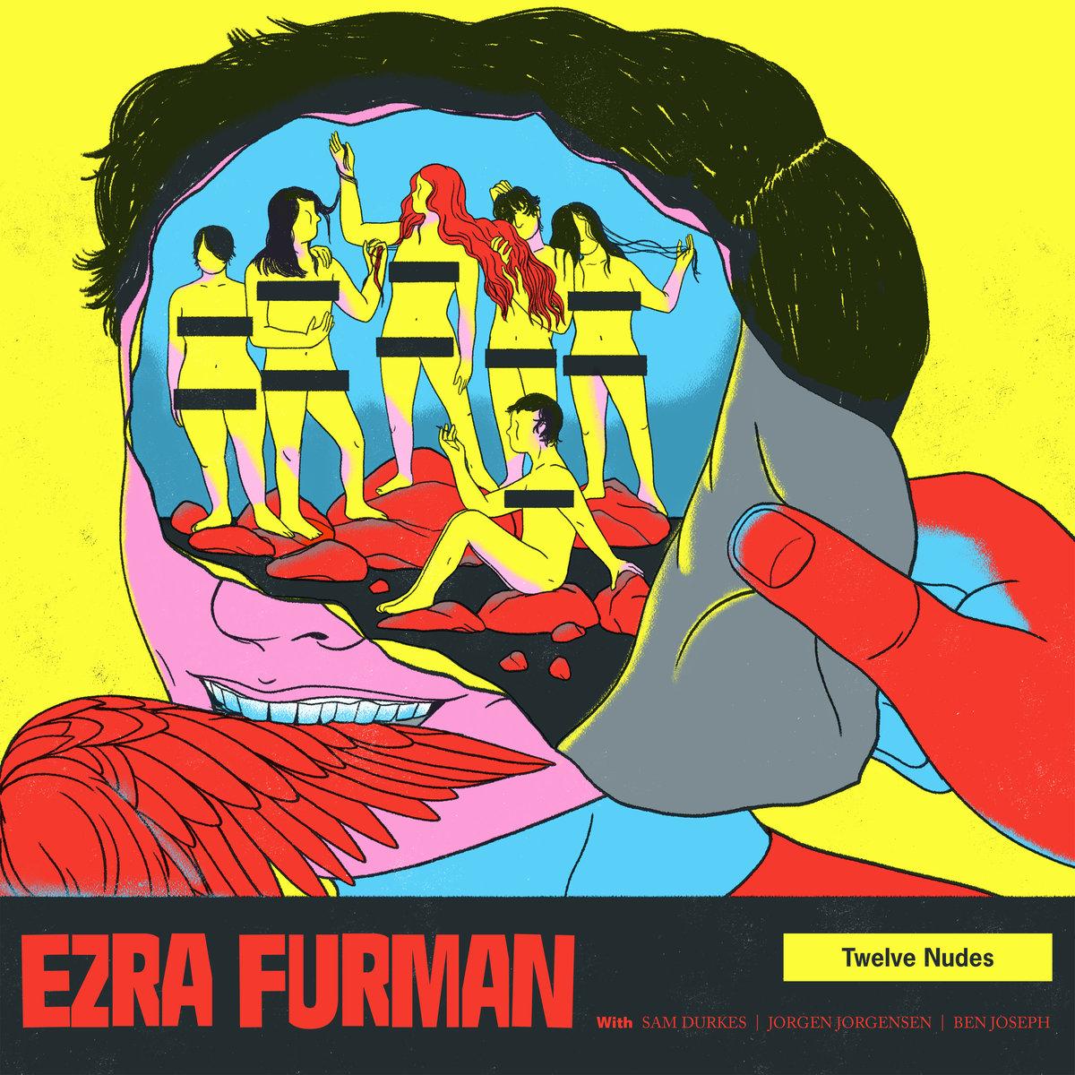 new ezra furman album cover