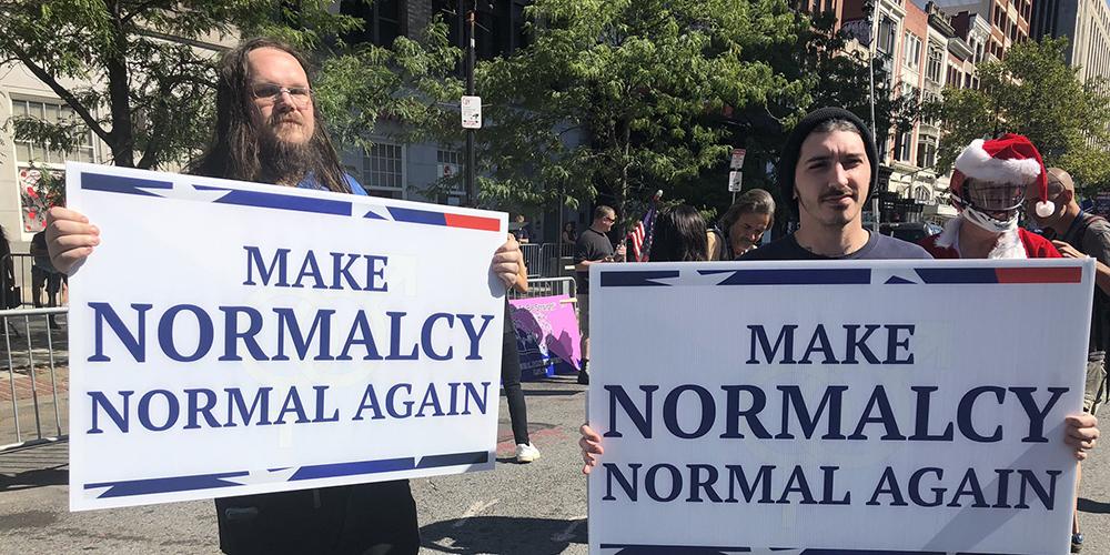 A Boston, l'»hétéro pride» fait un flop