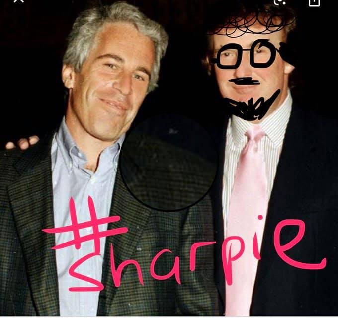 sharpiegate trump memes epstein