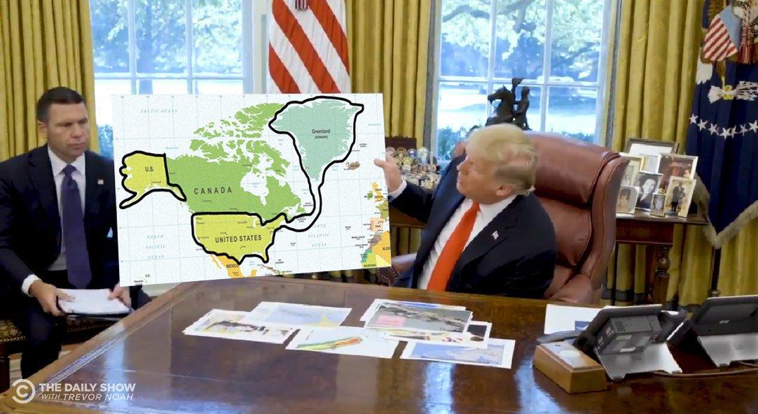 sharpiegate trump memes greenland