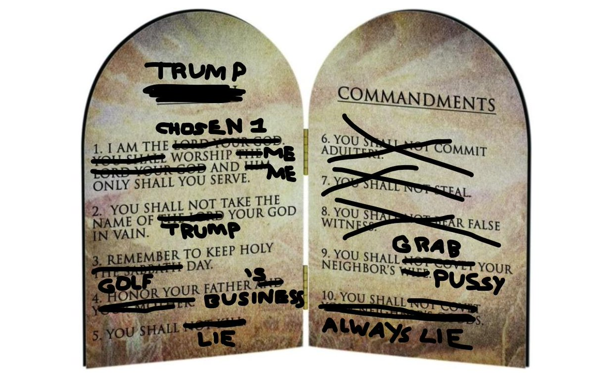 sharpiegate trump memes commandments