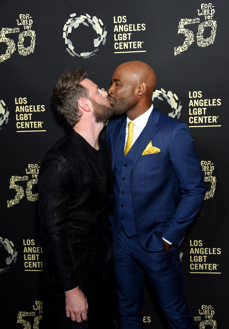 L.A. LGBT Center bobby karamo