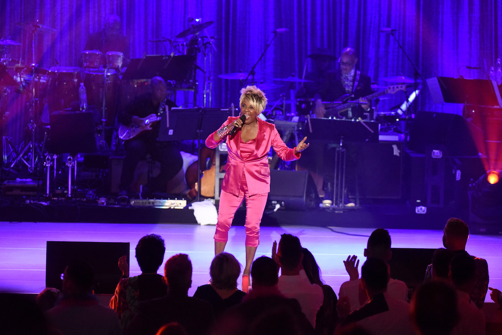 L.A. LGBT Center thelma houston