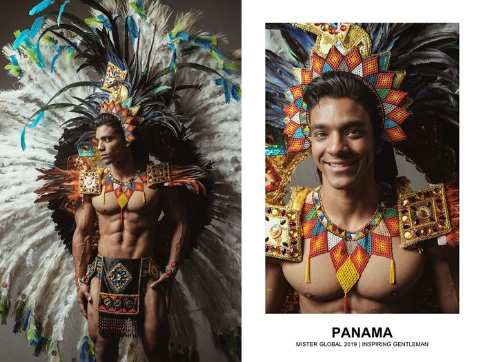 mister global male beauty pageant 3