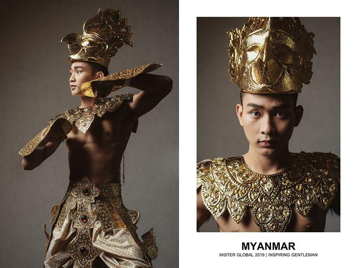 mister global male beauty pageant myanmar
