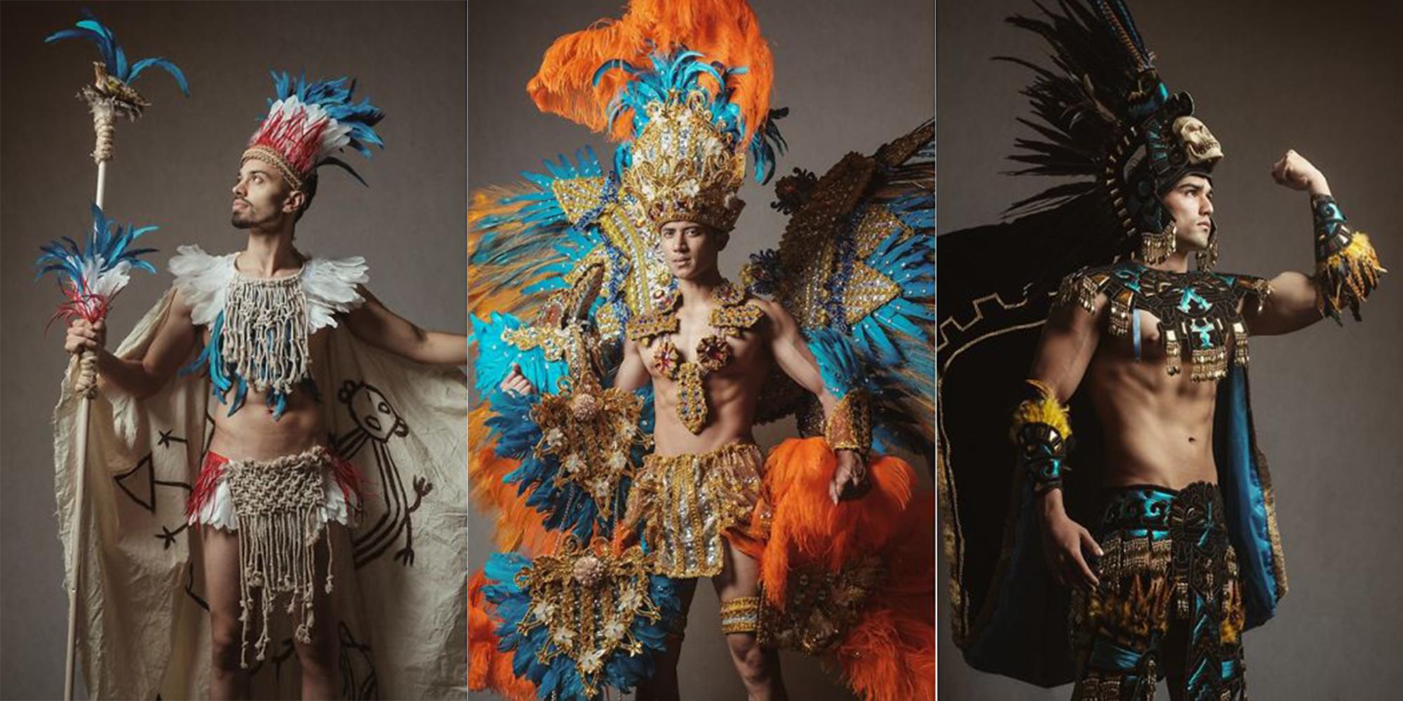 ชมภาพตัวแทนวัฒนธรรมสุดเซ็กซี่ ผู้เข้าแข่งขันงานประกวด 'Mister Global' 2019 ที่ประเทศไทย