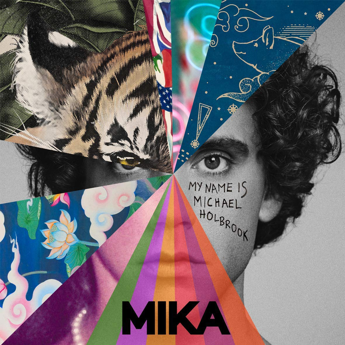 new mika album cover