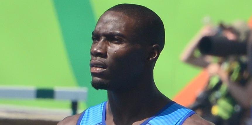 Le champion olympique Kerron Clement fait son coming-out