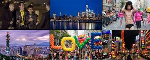 gay Hornet city guides