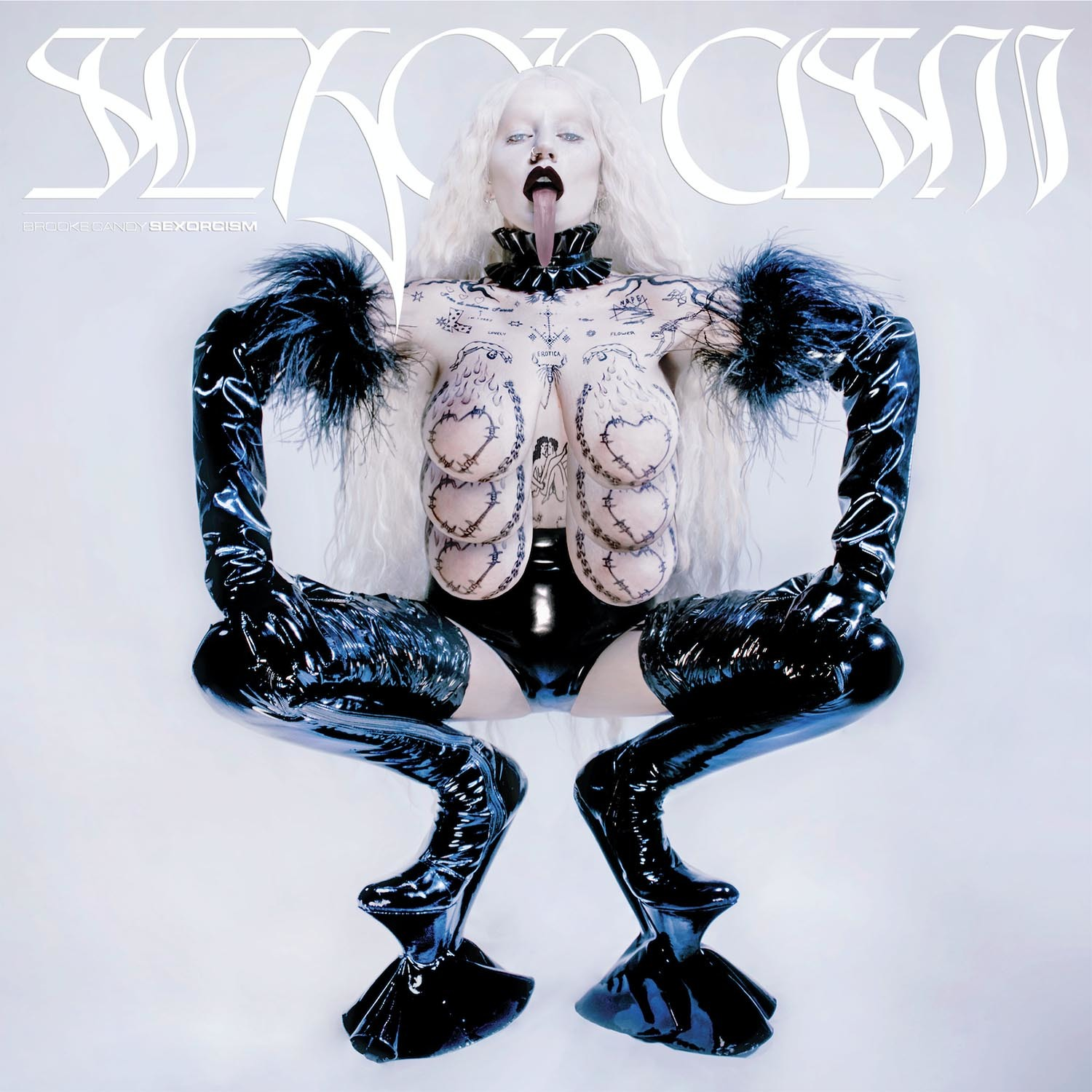 brooke candy debut sexorcism cover