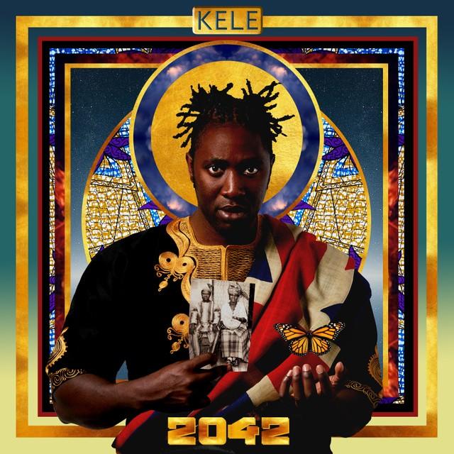 bloc party's kele okereke album cover