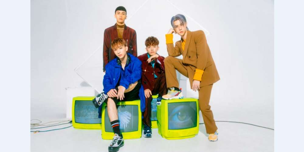 平均21歲小鮮肉樂團noovy 挾日本3年實戰經驗 正式回歸華語樂壇