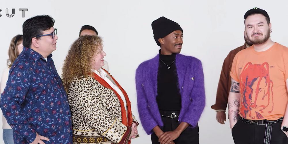 Vidéo: il fait deviner à ses parents avec qui il a couché