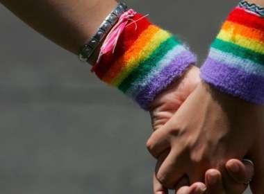 Acolhimento LGBT