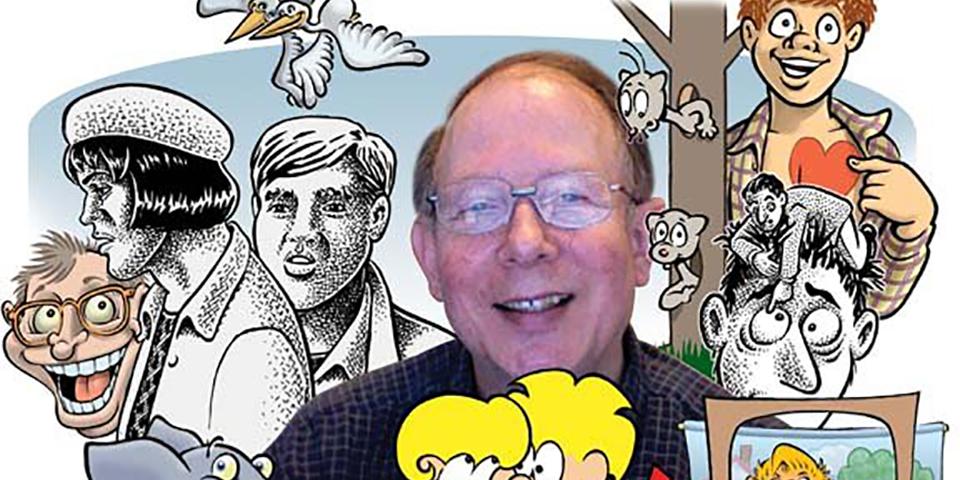 Disparition d'Howard Cruse, l'auteur de la bédé culte «Un monde de différence»