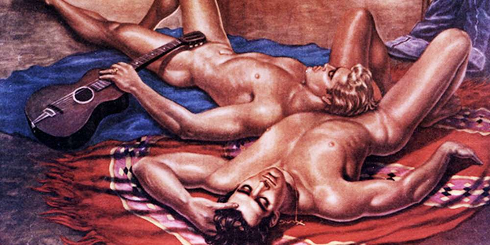 George Quaintance Is the Gay Artist Who Taught Tom of Finland Everything He Knows