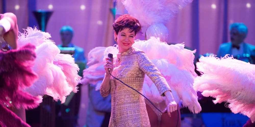 芮妮齊薇格睽違17年 以《茱蒂》勇奪金球獎電影戲劇類影后
