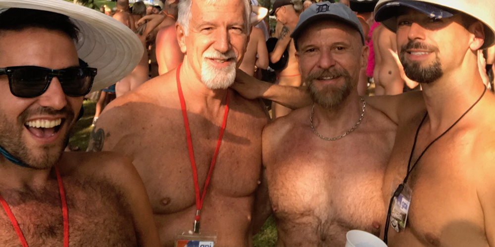 Here's How Being Naked in Front of 600 Men Changed My Life