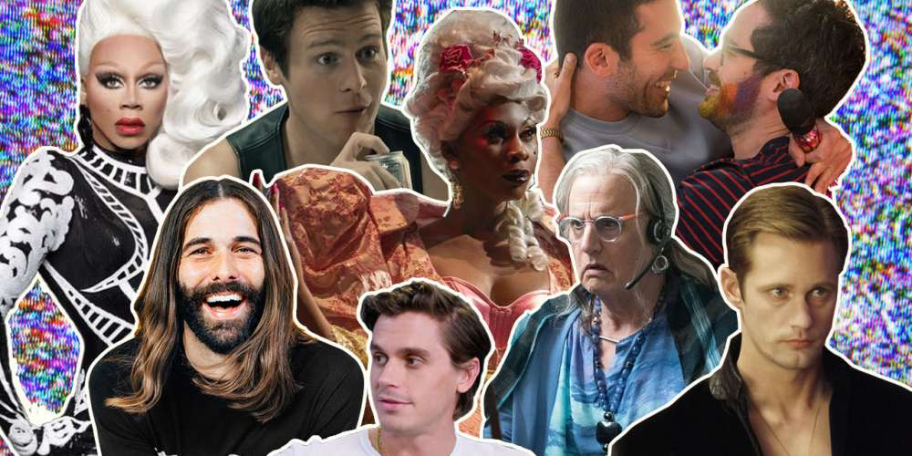 Watch This Supercut of the Past Decade's Best LGBTQ TV Shows