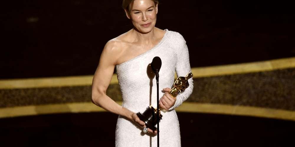 狂奪19影后肯定 芮妮齊薇格以《茱蒂》在奧斯卡首度封后