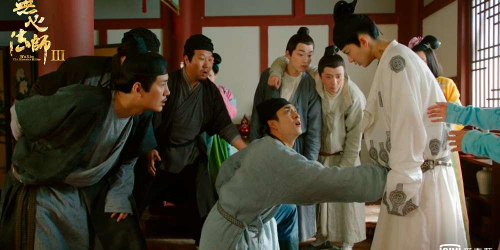 《無心法師3》陳瑤假扮弟弟遭韓東君摸胸又偷桃