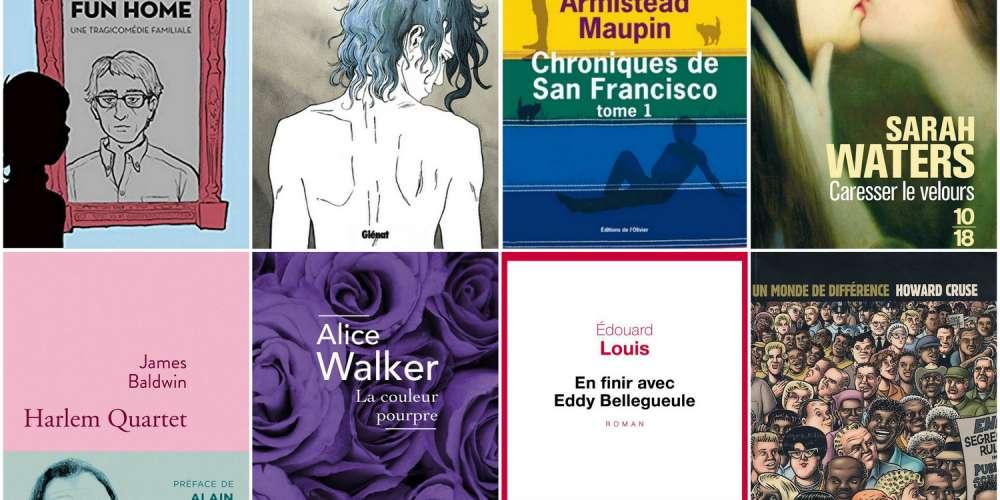 Quelques idées de romans et de bédés à lire en confinement