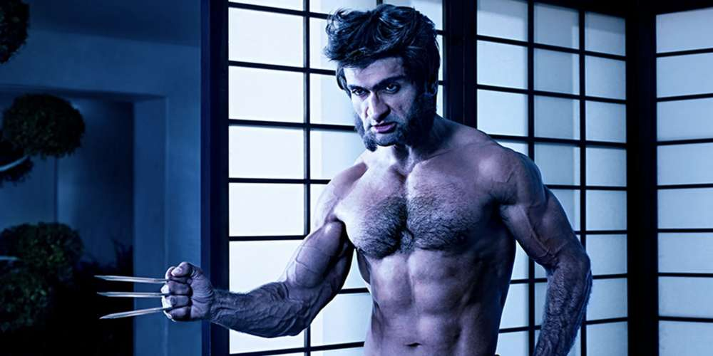 We're Geeking Out Over These Pics of a Buff Kumail Nanjiani as Beloved Film Characters