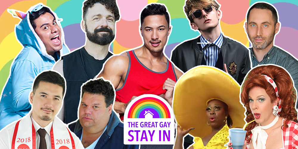 Hornet Is Hosting #GreatGayStayIn, the Livestream Festival for a Community in Quarantine