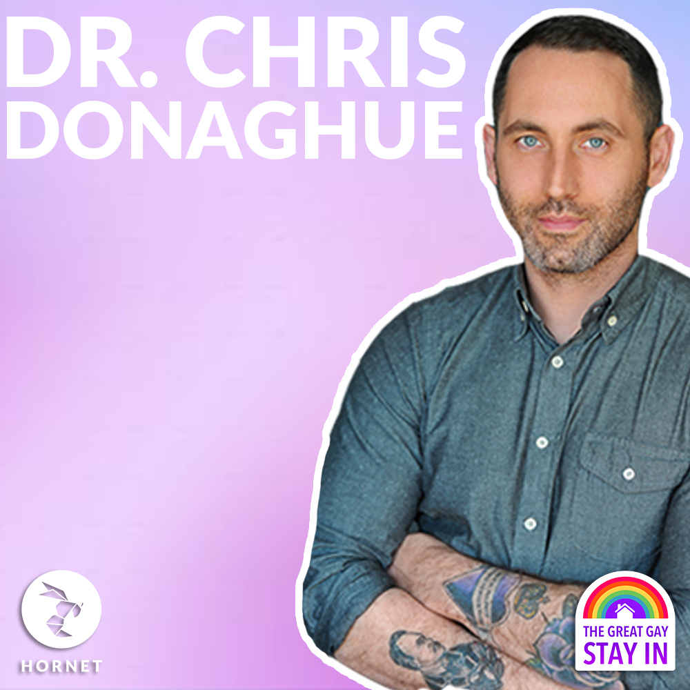 #GreatGayStayin festival dr chris