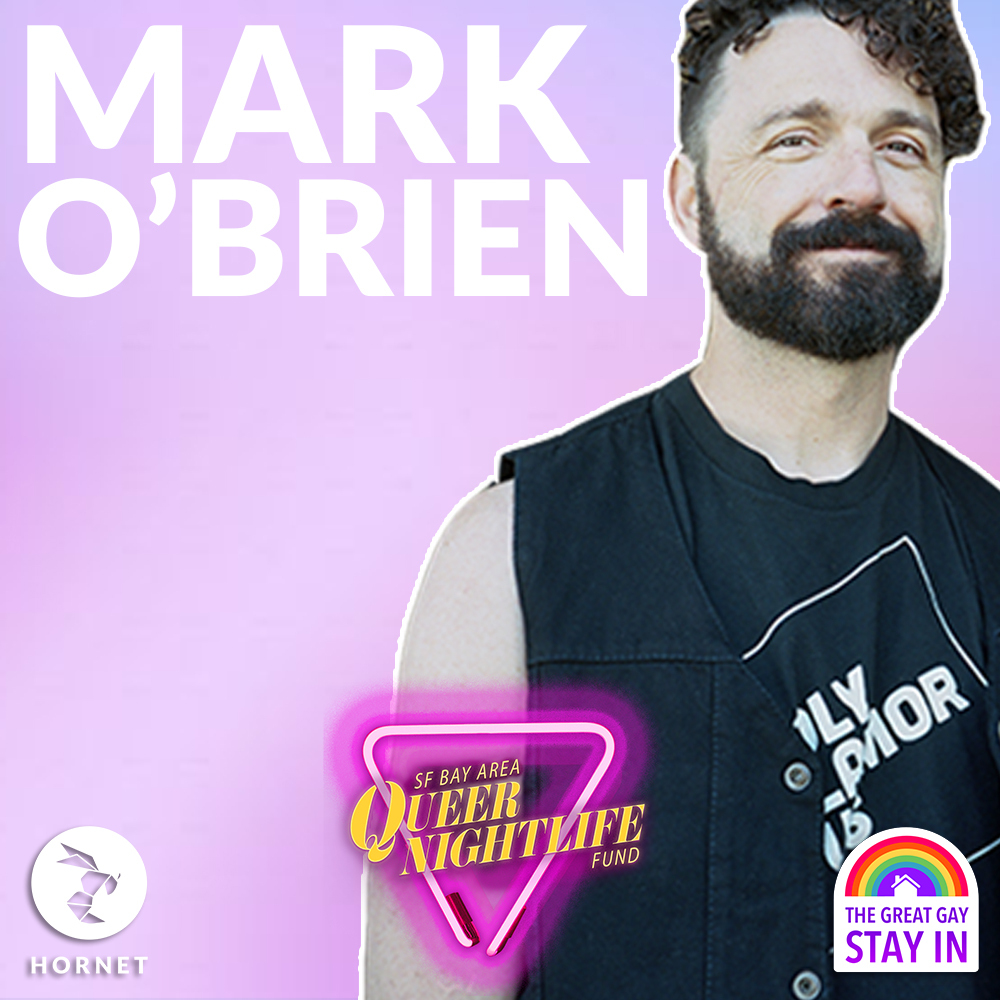 #GreatGayStayin festival dj mark