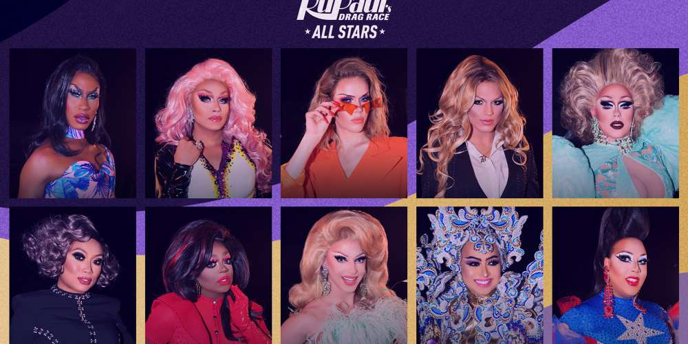 RuPaul's Drag Race: le cast de All Stars 5 révélé!