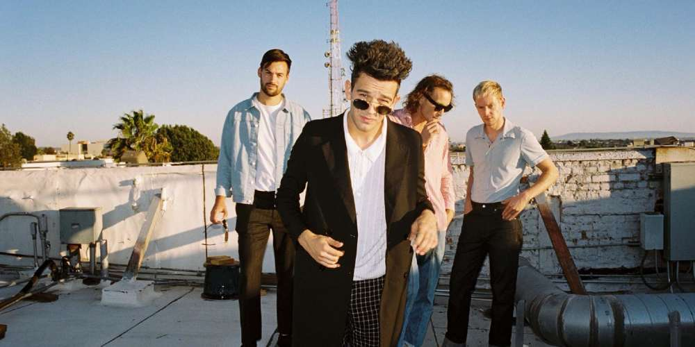 New Album From The 1975 Ditches Perfect Pop-Rock for Genre-Defying Maximalism