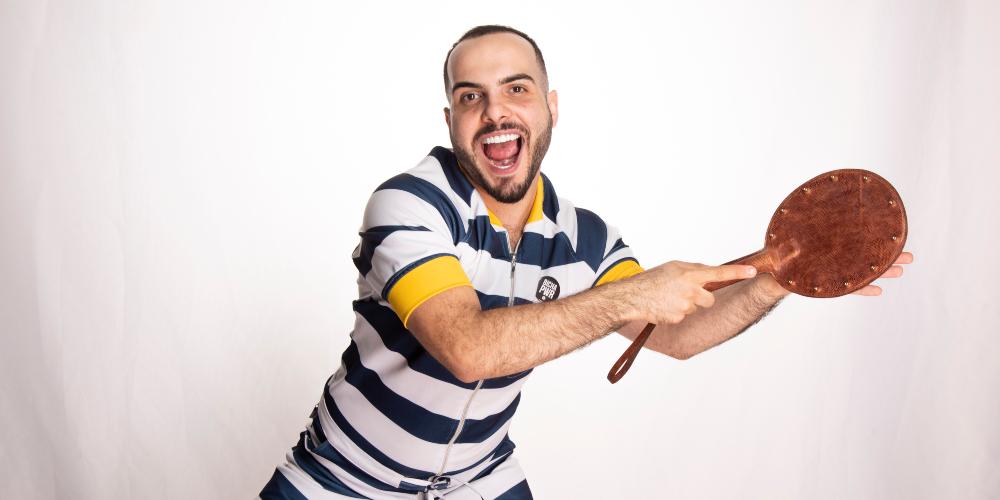 Exclusivo: conheça Mahmoud Baydoun, o sexólogo de 2 milhões de homens e mulheres