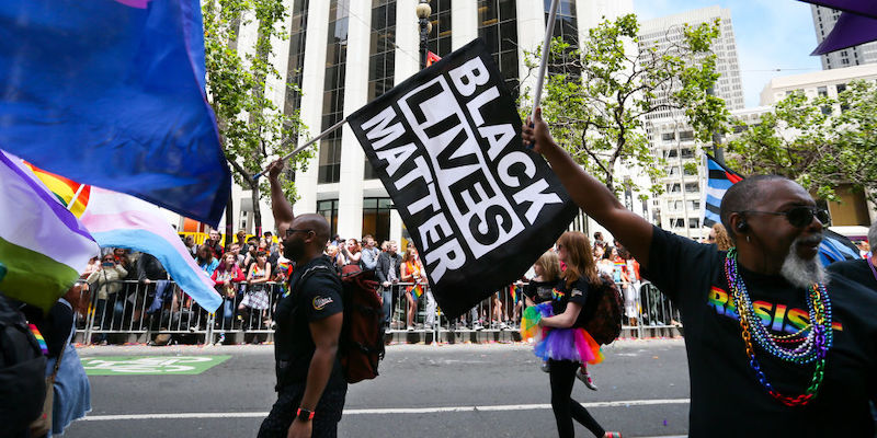 Pride Month Is an Opportunity for the Entire LGBTQ Community to Support Black Lives
