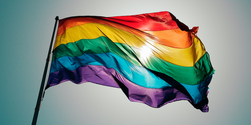Here Are 5 Different Flags You're Likely to See During Pride Month 2020