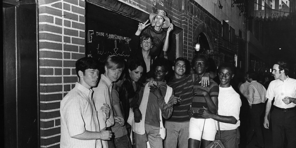 queer riots stonewall