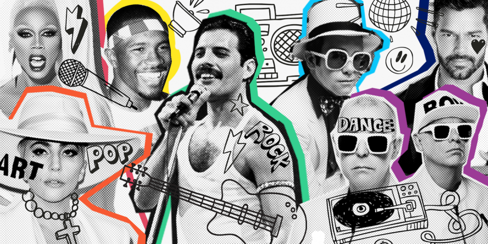 The Ultimate A-to-Z Encyclopedia of LGBTQ Musicians and Bands, Pt. 2 (F–J)