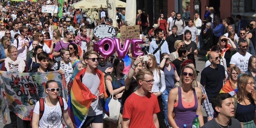 Всё что ты должен знать о Baltic Pride 2020
