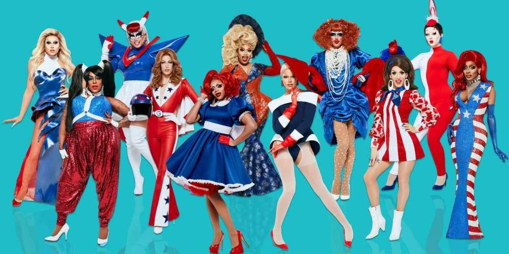 RuPaul's Drag Race saison 12: cinq raisons de la regarder sur Netflix!