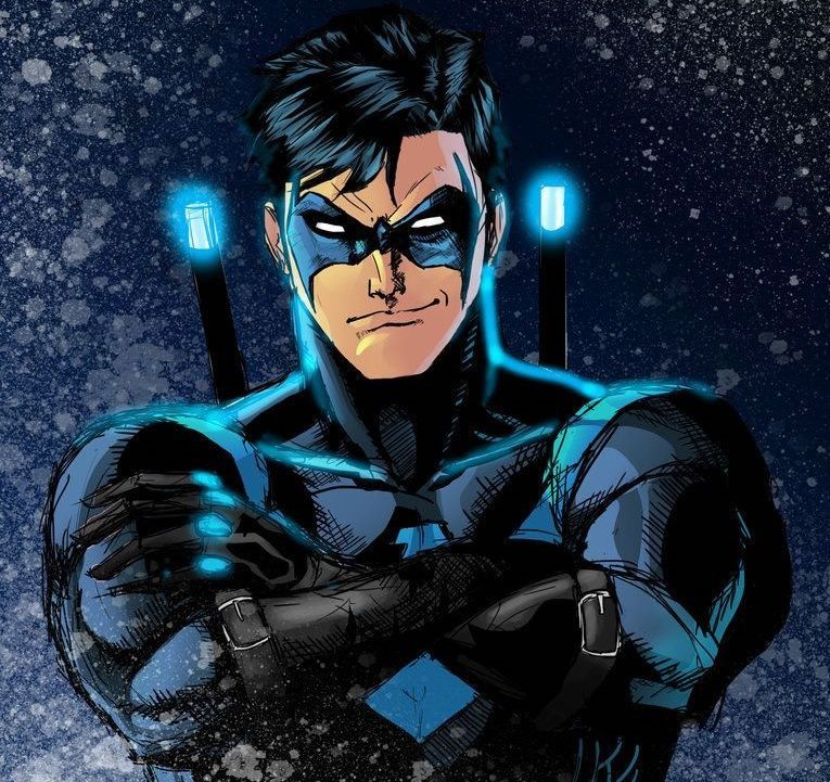 dc comics nightwing
